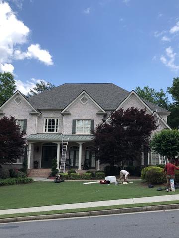 Full Roof Replacement in Milton GA
