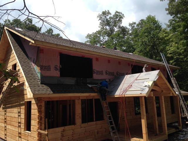 New Construction home in blue ridge, ga