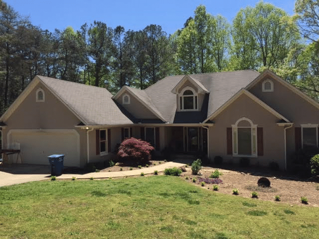 ARAC Roof it Forward Roof Replacement in Ball Ground, GA