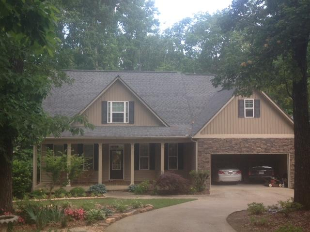 Roof Replacement in Dawsonville, GA