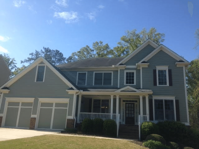 Full Roof Replacement in Gainesville, GA