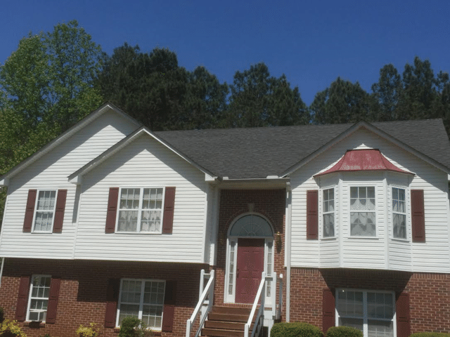 Roof Replacement & Siding Install in White, GA