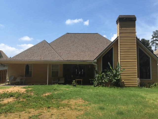 New Roof Replacement in Lawrenceville, GA