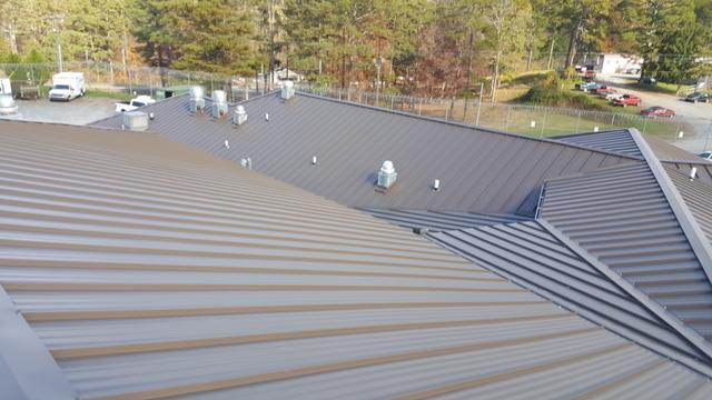 Roof Replacement for Gilmer Jail in Ellijay, GA