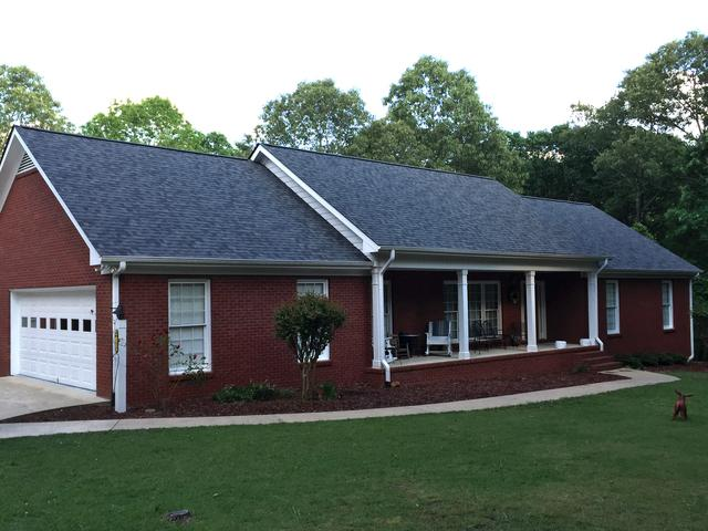 Roof Replacement in Ball Ground, GA