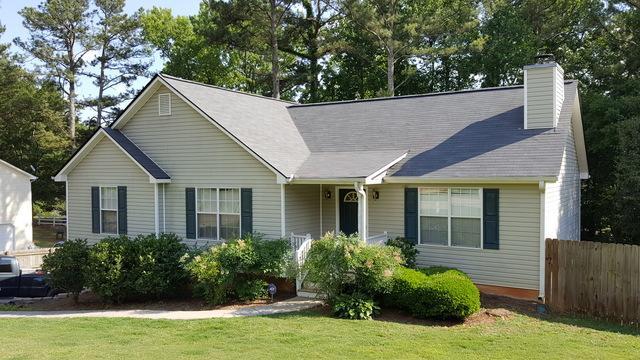 Roof Replacement in Hiram, GA