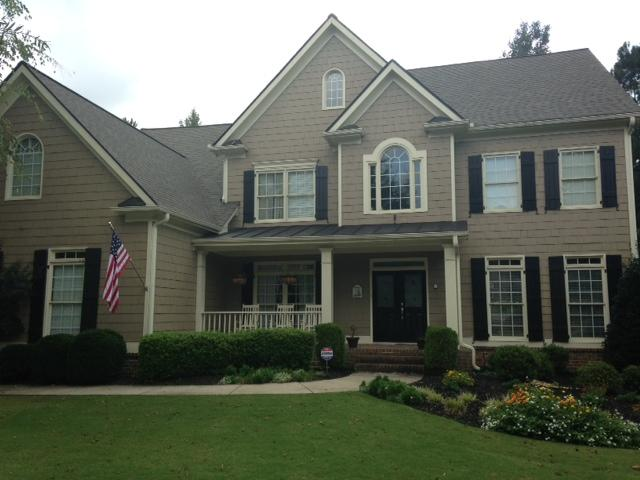 Roof Replacement in Milton, GA