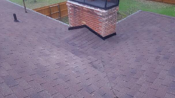 Arac Roof It Forward Before Amp After Photo Set Chimney