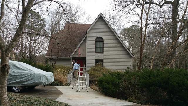 Full Roof Replacement in Roswell, GA