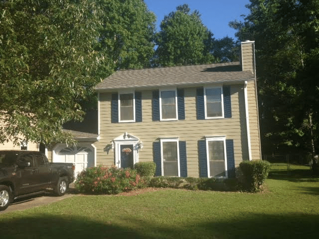 New Roof Installation in Snellville, GA