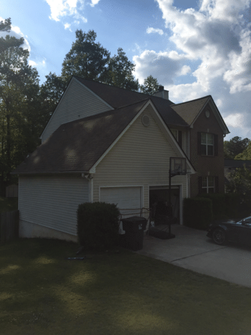 Roof Replacement in Sugar Hill, GA
