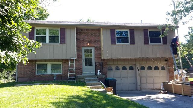 Gorgeous  siding done in Greenwood IN.
