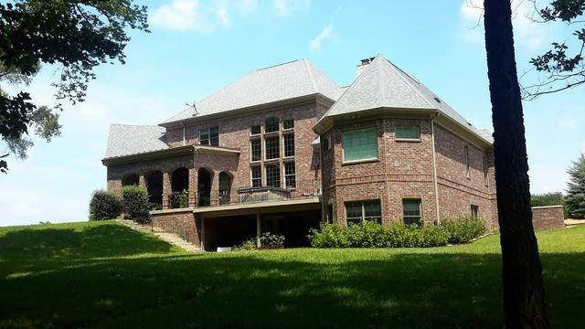 Estate Home Roof Replacement in Noblesville, Indiana