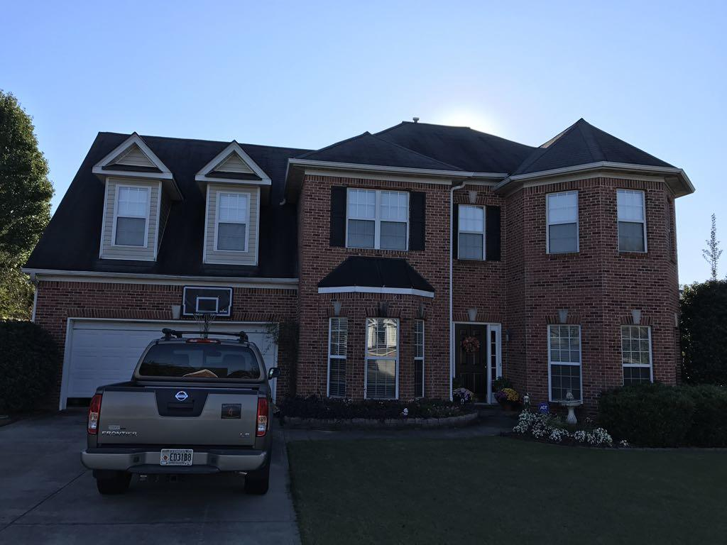 Buford, GA Quality Roof Installation - Before Photo