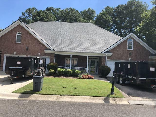 Roswell, GA Quality Roof Install