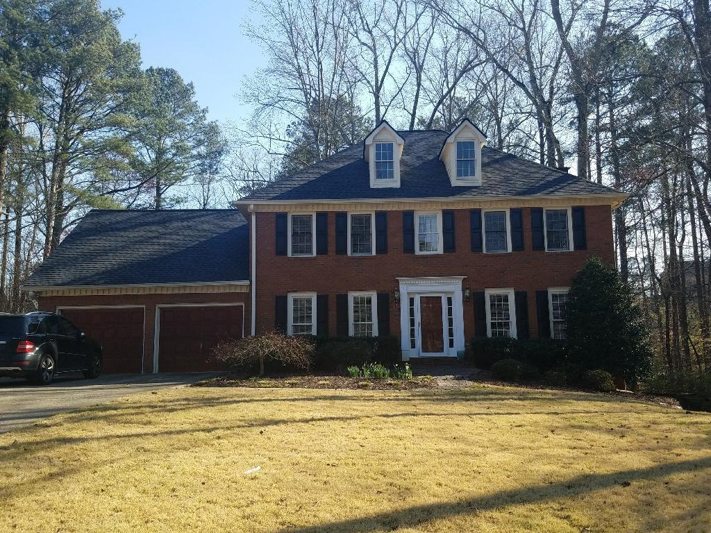 Roof Replacement in Alpharetta, GA - After Photo