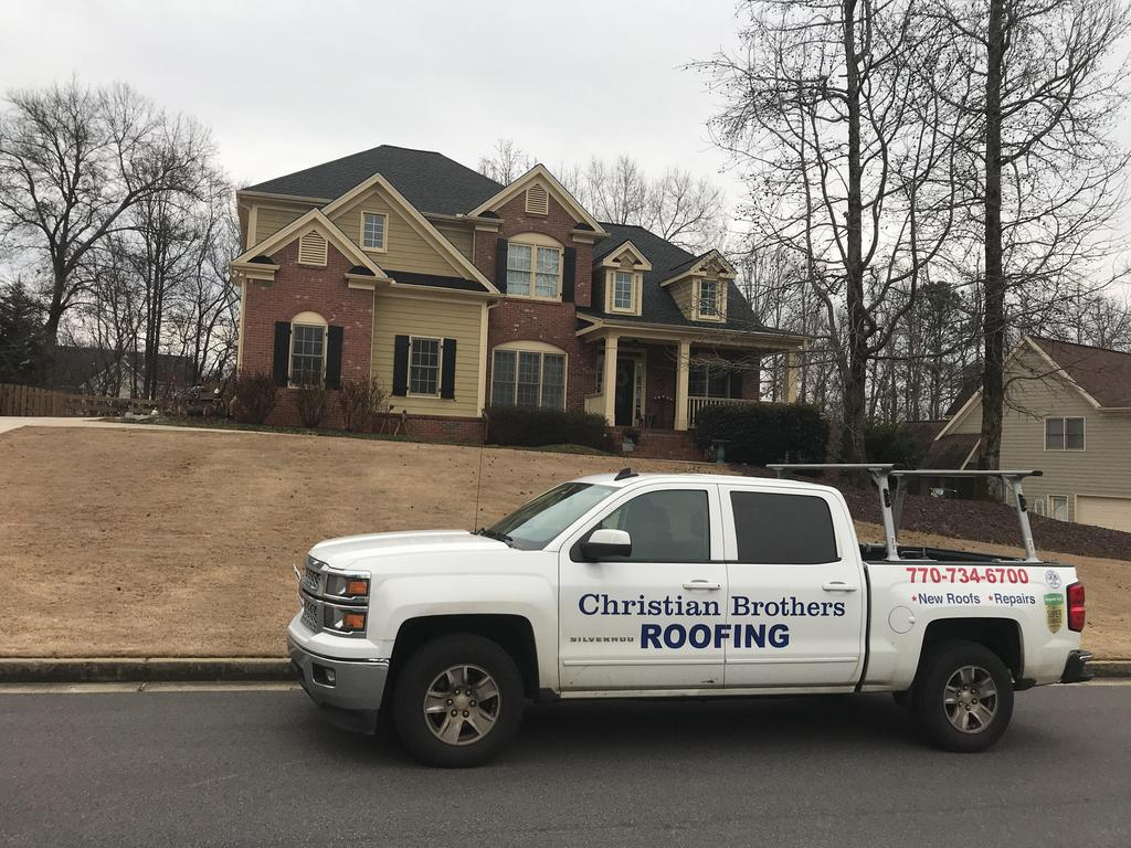 Roof Replacement in Gainesville - After Photo