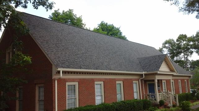 Office Building Roof Replacement in Roswell, GA