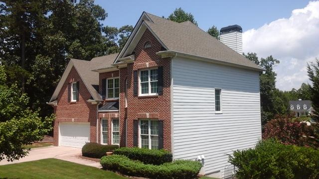 Roof Replacement in Flowery Branch, GA
