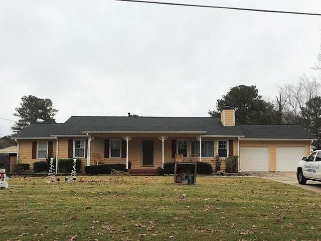 Roof Replacement in Powder Springs, GA