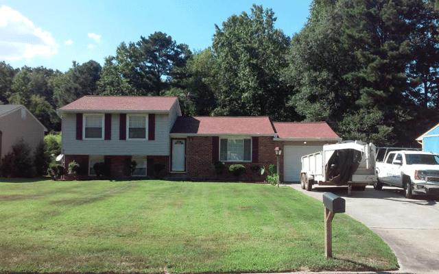 Roof Replacement in Atlanta, Georgia