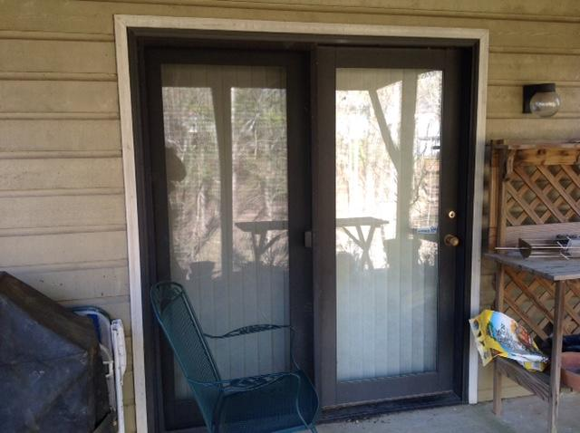 Door Replacement in Vinton, VA - Before Photo