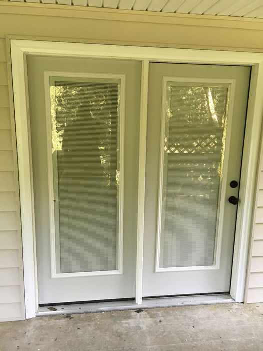 Door Replacement in Vinton, VA - After Photo