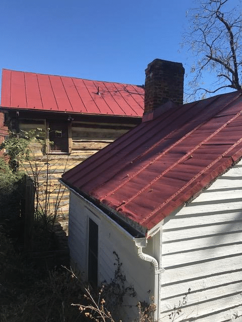 Roof Coating - After Photo