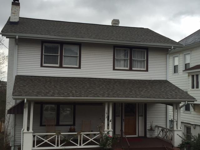 Grandin Village Roof Replacement - After Photo