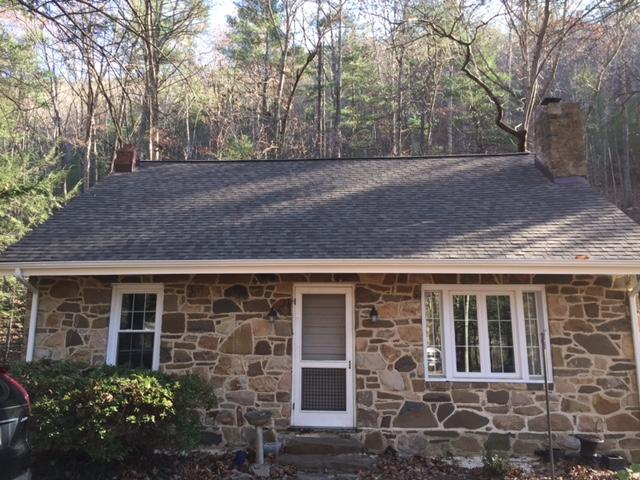 Salem Roof Replacement - After Photo
