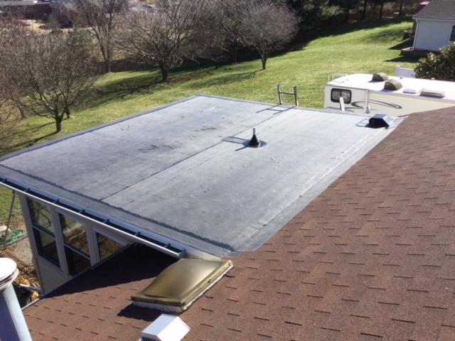 Improper Installation Causes Leak on Roanoke Home - After Photo