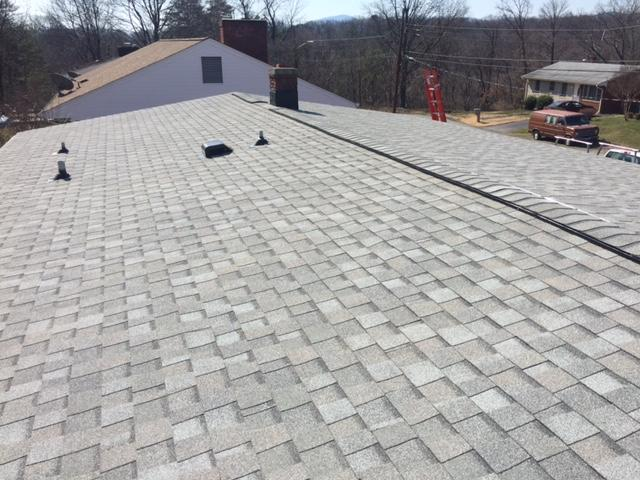 Roof Replacement in Northwest - After Photo