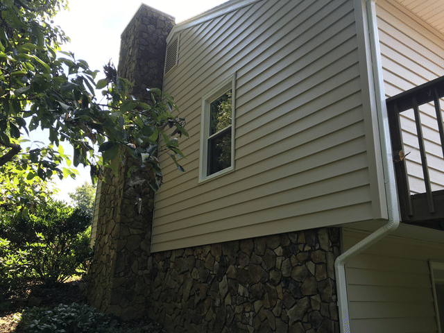 Siding Replacement in Vinton
