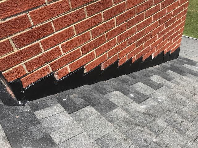 Replace Chimney Flashing