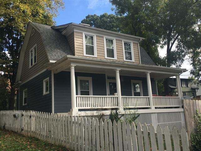 Siding Replacement in Raleigh Court - After Photo