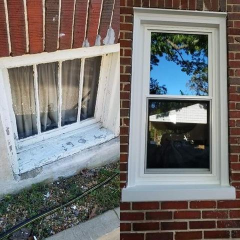 Replacement Windows in Roanoke, VA
