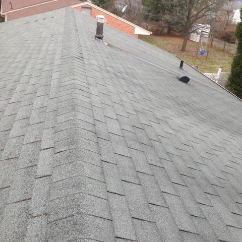 Roof Replacement in Salem