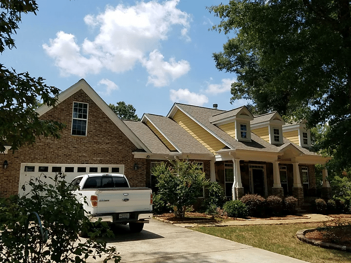 Roof Replacement in Brooks, GA - After Photo