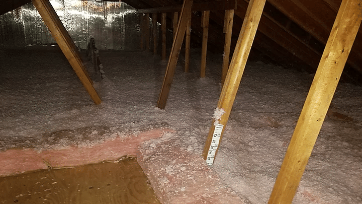 Attic Insulation in Tyrone, GA - After Photo