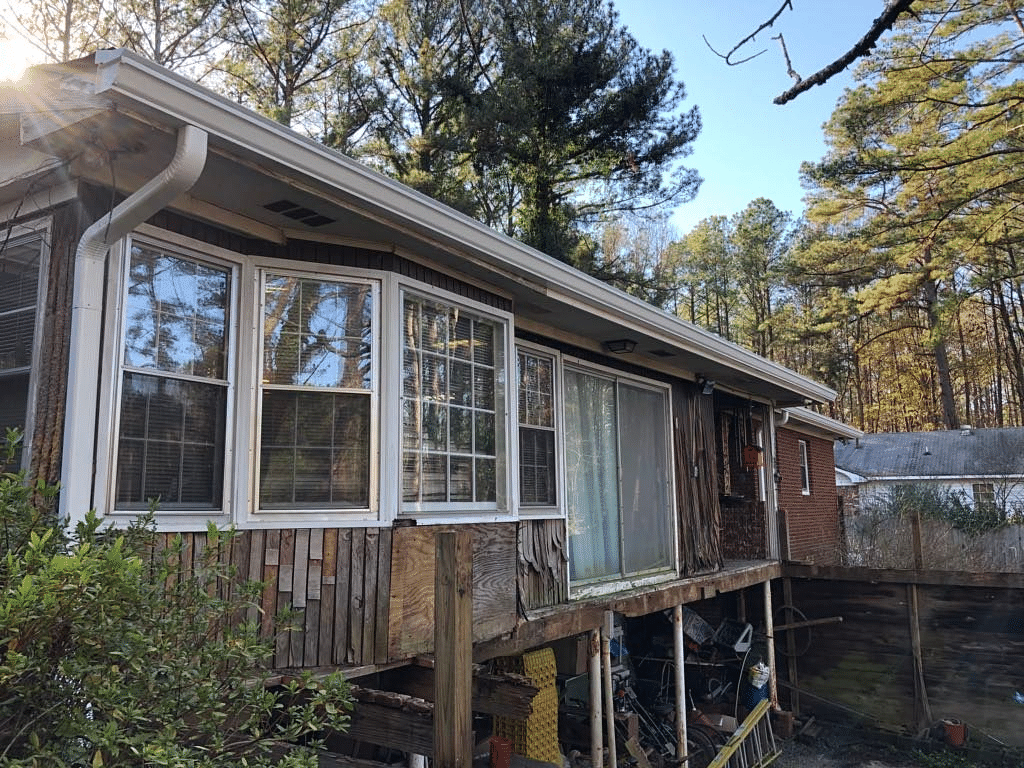 New Gutter System Installed in Jonesboro, Georgia - After Photo
