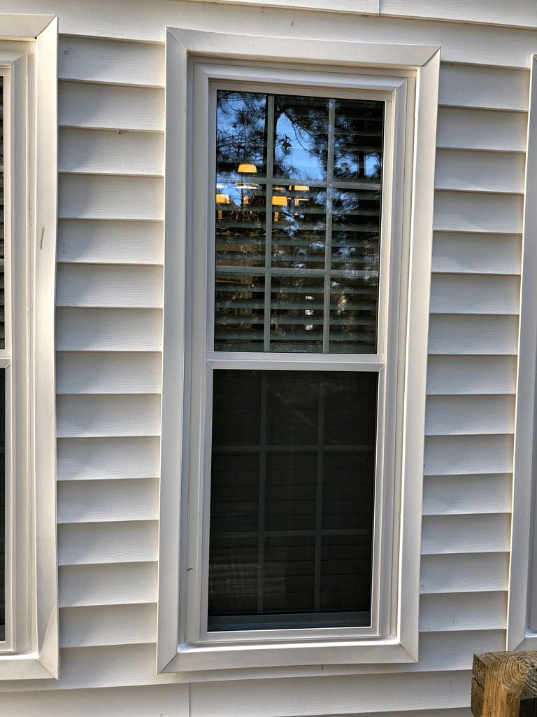 Window Replacement in Fayetteville, Georgia - After Photo
