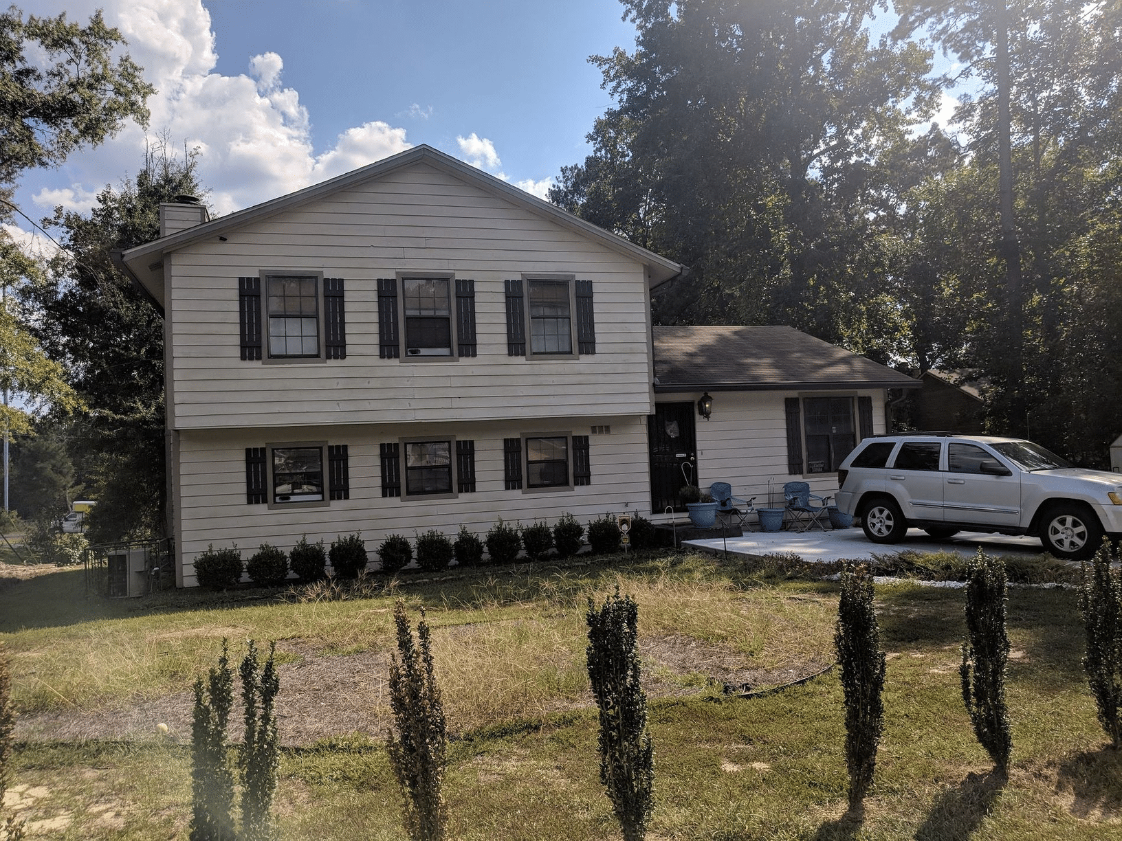 Gutter Replacement in Fairburn, GA - After Photo