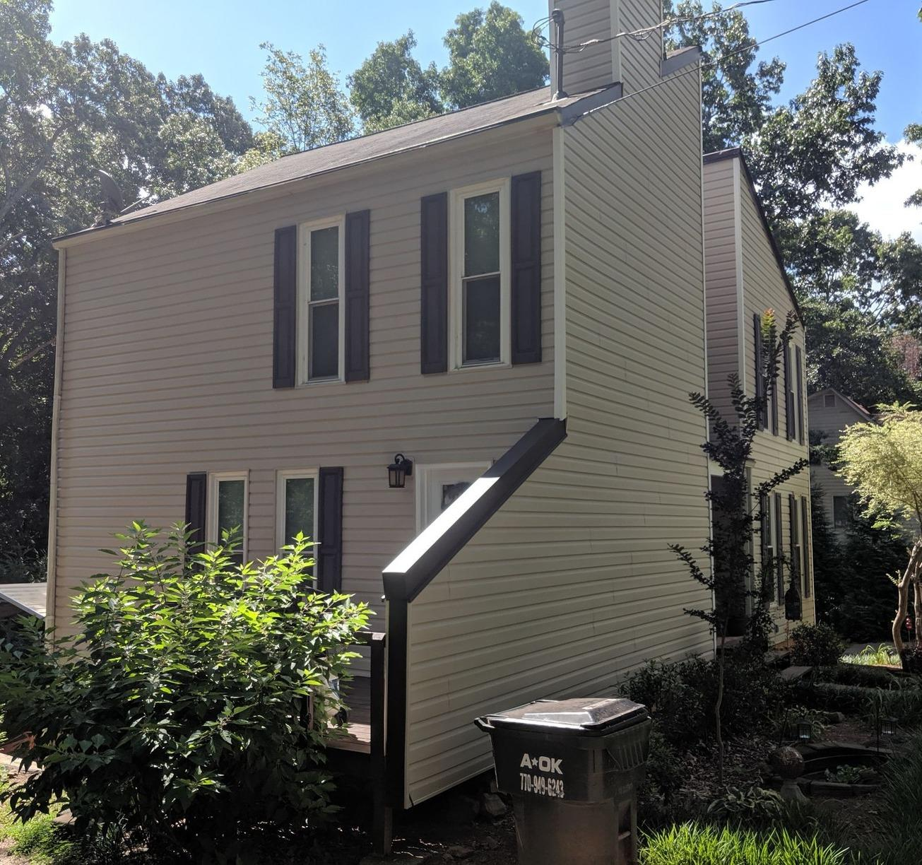 Siding Replacement in Douglasville Ga - After Photo