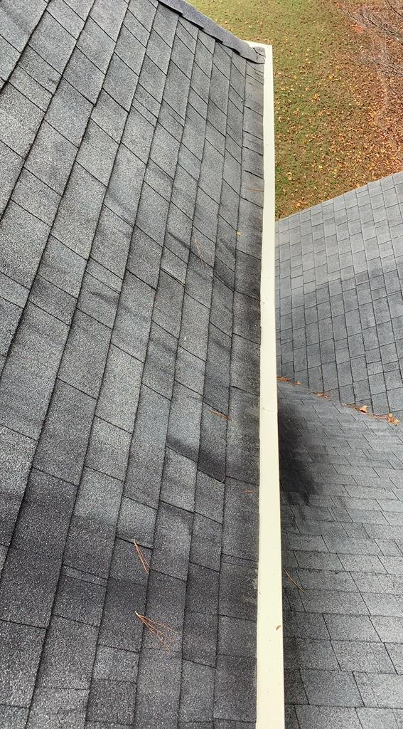 Gutter Guard Installation in McDonough GA - After Photo