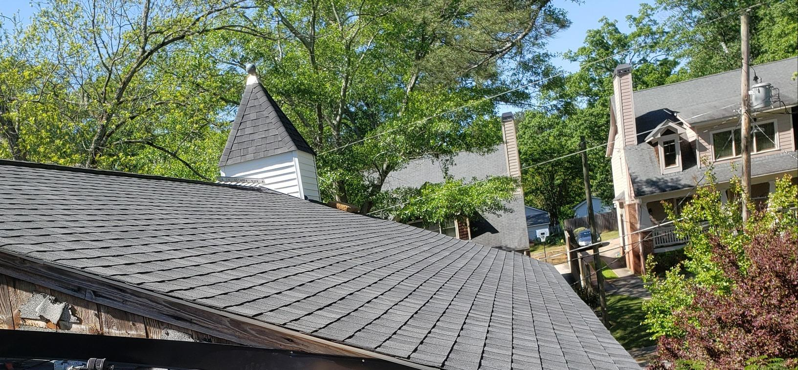 Roof replacement in College Park, GA - After Photo