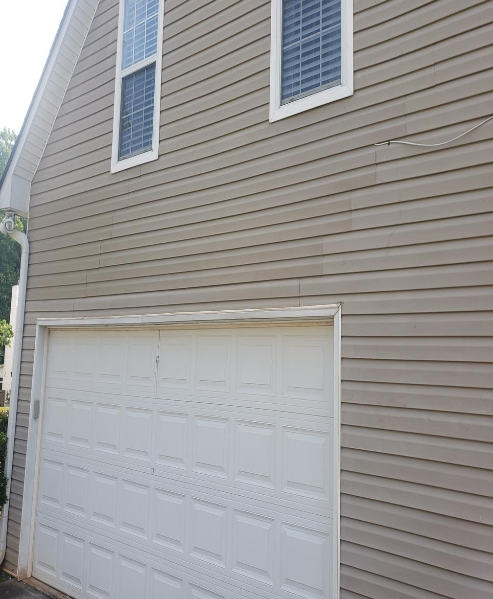 Siding repair in Decatur, GA - After Photo