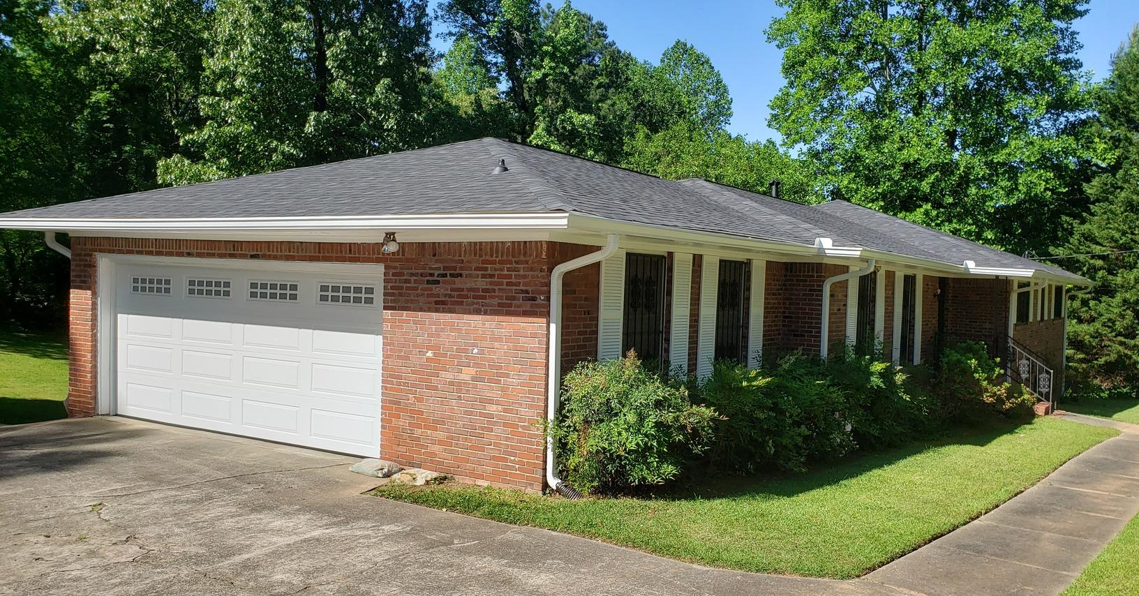 New roof and gutters in Atlanta, GA - After Photo