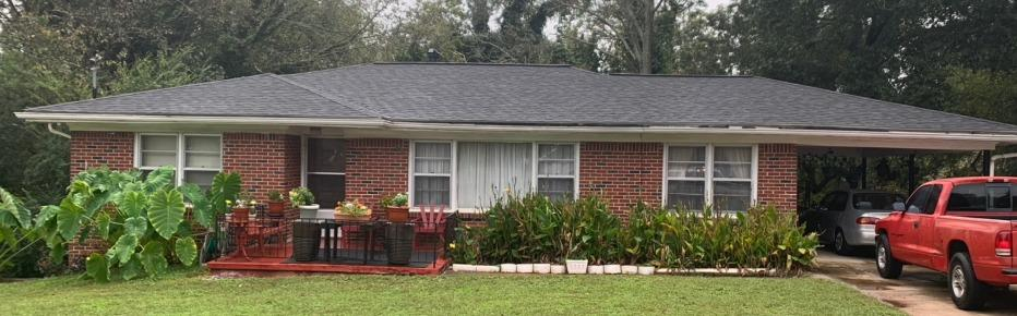 New roof installed in Atlanta, GA - After Photo