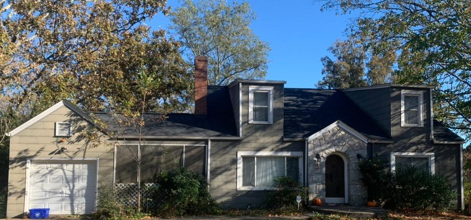 Roof and gutter replacement in Decatur, GA - After Photo