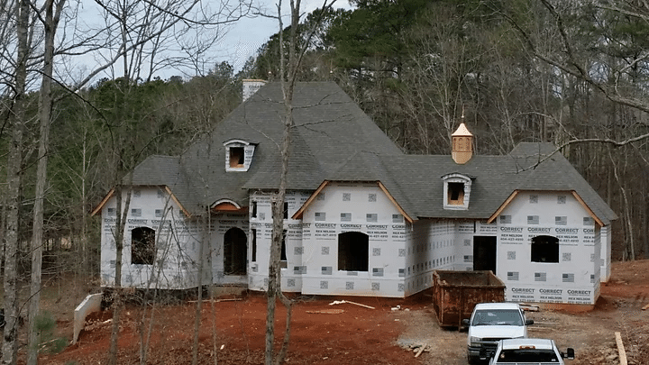 Roof Installation in Newnan, GA - After Photo